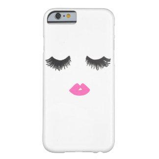 Lash & Lip Love iPhone Case