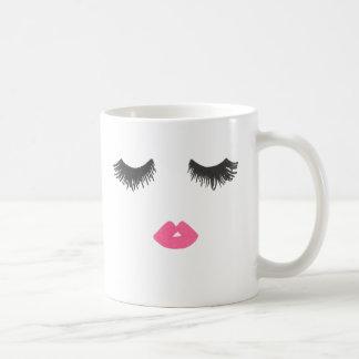 LASH & LIP Love Peachy Pink Mug