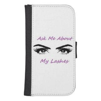 Lash phone case S4