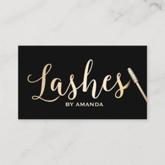 Business cards business card printing zazzle tiffany blue faux gold lashes script makeup artist business card reheart Choice Image