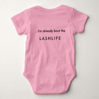 LASHLIFE Baby Baby Bodysuit