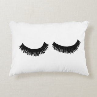 Lashlife Pillowcase Accent Pillow at Zazzle