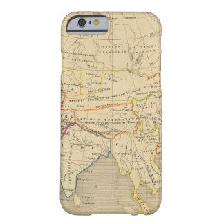 L'Asie, 322 sistemas de pesos americanos l'an JC Funda Para iPhone 6 Barely There