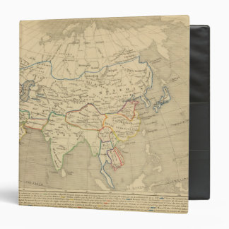 L'Asie, l'an 1220 ap JC Binder