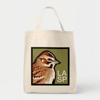 LASP cotton grocery bag