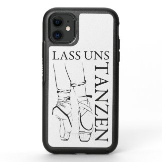 Lass uns tanzen... OtterBox symmetry iPhone 11 case