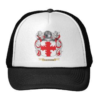 Lassen Coat of Arms (Family Crest) Trucker Hat