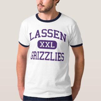 Lassen - Grizzlies - High - Susanville California Shirts