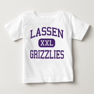 Lassen - Grizzlies - High - Susanville California Tshirt