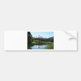 Lassen Volcanic National Park Bumper Sticker