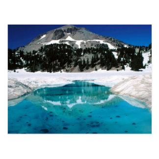 Lassen Volcanic National Park, CA Post Cards