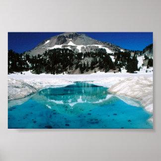 Lassen Volcanic National Park, CA Print