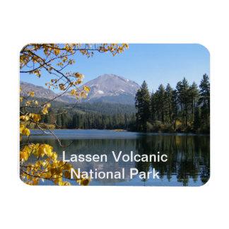 Lassen Volcanic National Park Magnet Rectangle Magnet