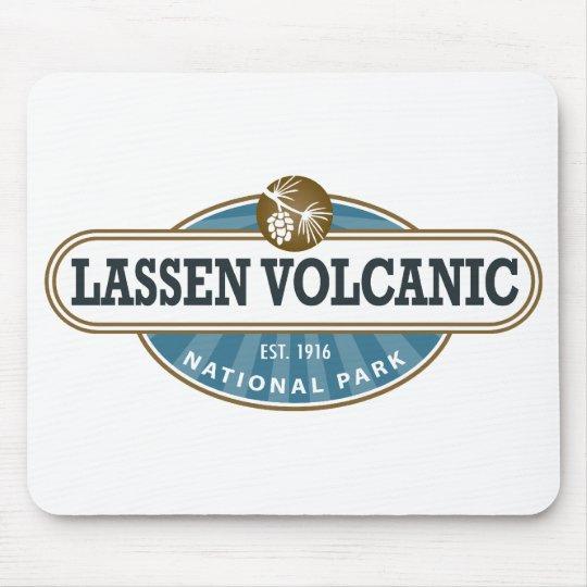 Lassen Volcanic National Park Mouse Pad