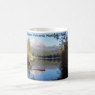 Lassen Volcanic National Park mug