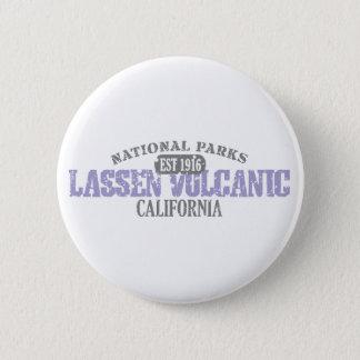 Lassen Volcanic National Park Pinback Button