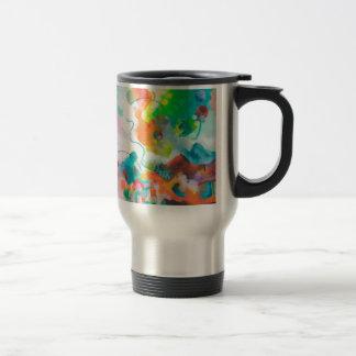 Lasso Moon Travel Mug