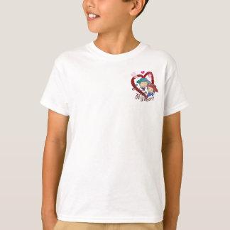 Lasso My Heart Cowpokes Rose & Rusty Shirt pocket