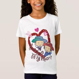 Lasso My Heart Cowpokes Rose & Rusty T-Shirt