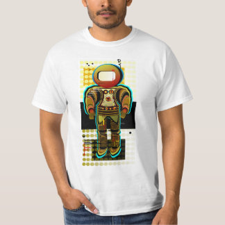 Last Astronaut Traveler T Shirt