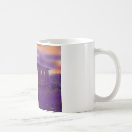 Last Call at Ridgway Coffee Mug