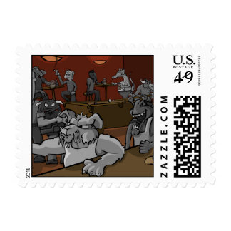 Last Call Postage Stamps