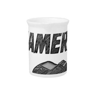 Last camera drink pitcher