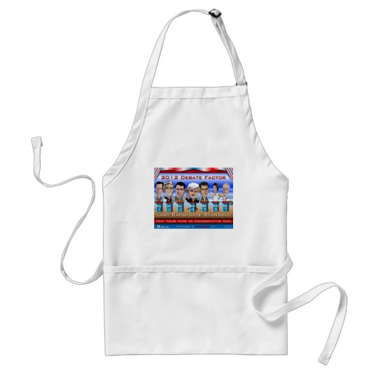 Last Candidate Standing Adult Apron