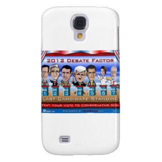Last Candidate Standing Galaxy S4 Case