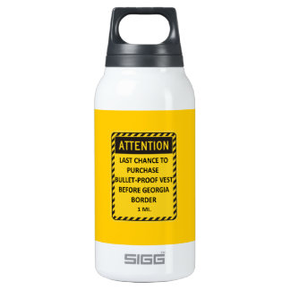 Last chance to buy bullet-proof vest before GA! SIGG Thermo 0.3L Insulated Bottle