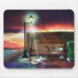 Last Confessions - Mousepad