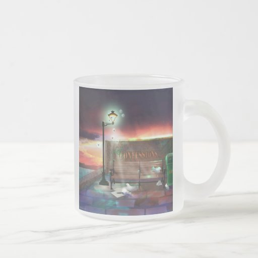 Last Confessions - Mug