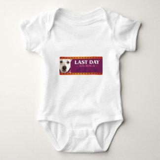 Last Day Dog Rescue Baby Bodysuit