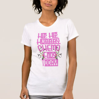 Last Day of Chemotherapy T-Shirt