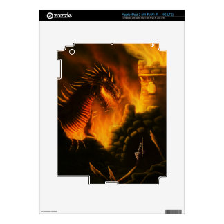 last defense fantasy iPad skin