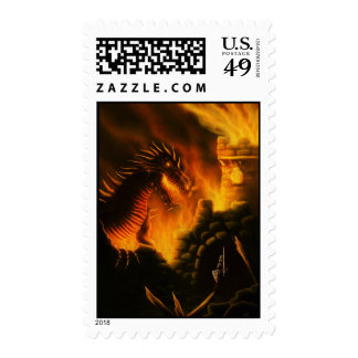 last defense fantasy postage stamp