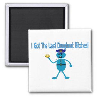 Last Doughnut Magnet