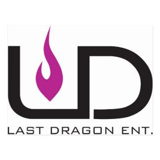 Last Dragon Enterprises Postcard