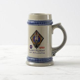 Last Flight of Atlantis Coffee Mug