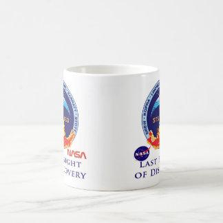 Last Flight of Discovery Coffee Mug
