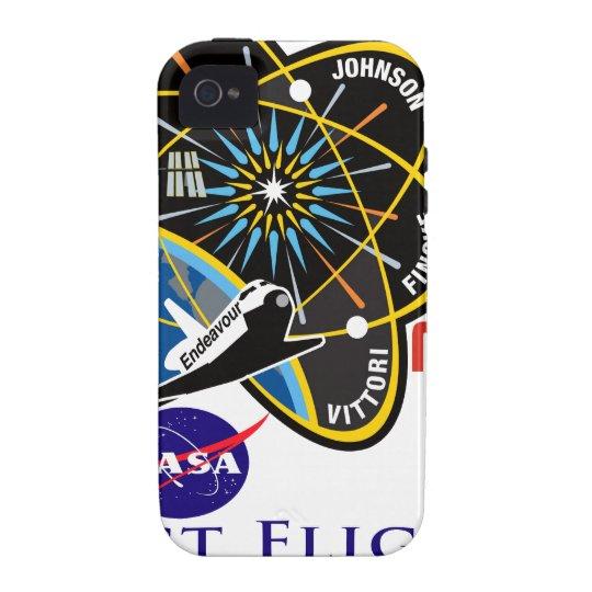 Last Flight of Endeavour iPhone 4 Case
