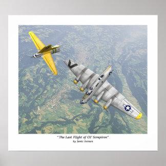 Last Flight of Ol' Scrapiron Poster