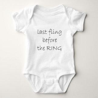 last fling before the ring baby bodysuit
