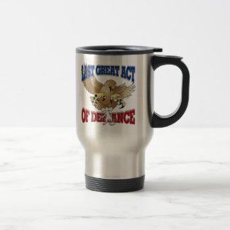 Last Great Act of Defiance Travel Mug