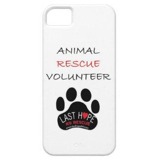 Last Hope K9 Rescue iPhone 5 Animal Rescue Volunte iPhone SE/5/5s Case