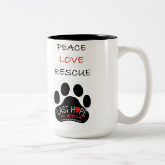 Last Hope K9 Rescue Mug