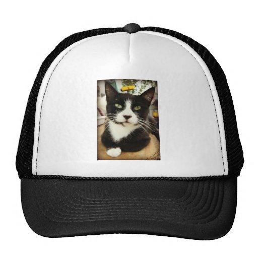 Last Hopes Black and White Jasper Trucker Hat
