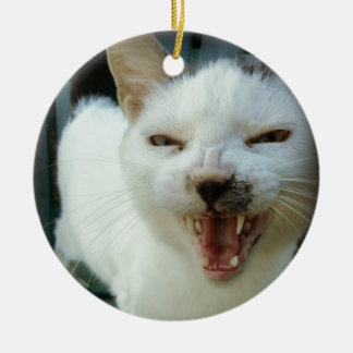 Last Hopes Chatty Catty Christmas Tree Ornaments
