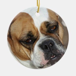 Last Hope's Daisy Ceramic Ornament
