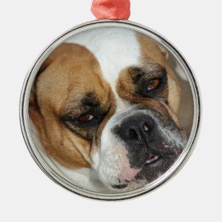 Last Hope's Daisy Metal Ornament